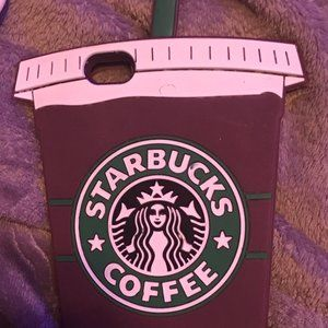 Iphone 6 plus starbucks phone case